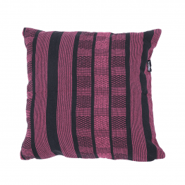 Coussin Black Edition Rose