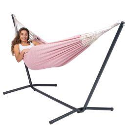 Hangmatset Single Easy & Natural Pink