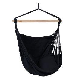 Hangstoel Comfort Black