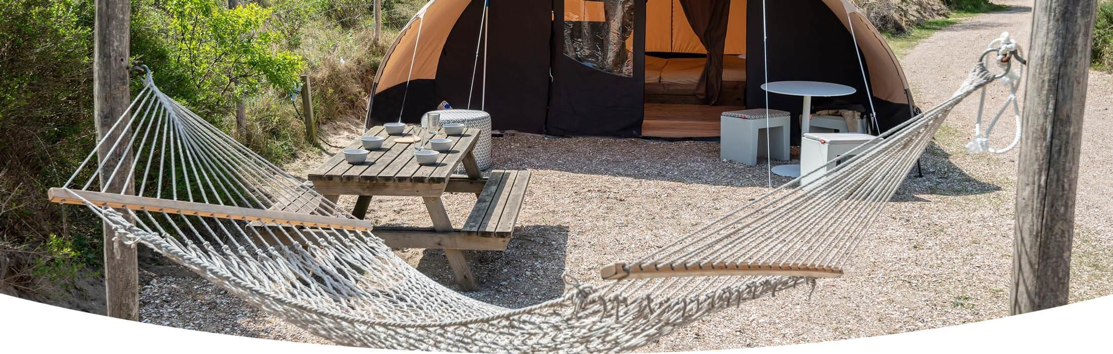 Hangmatten voor vakantieparken