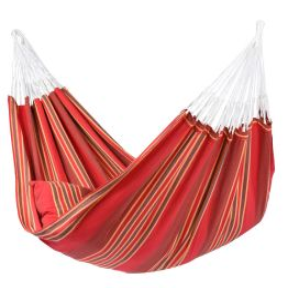 Hængekøje Stripes Terracotta
