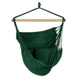 Hamaca-silla Individual Organic Green