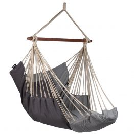 Hamaca-silla Individual Sereno Grey