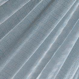 Plaid Natural Blue