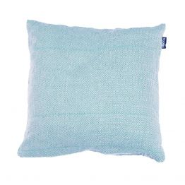Coussin Natural Blue