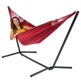 Hamac Sur Pied Single Easy & Dream Red