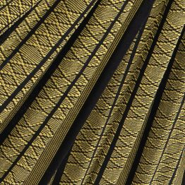 Plaid Black Edition Gold