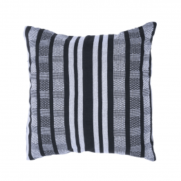 Pillow Comfort Black White