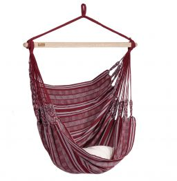 Hammock Chair Comfort Bordeaux