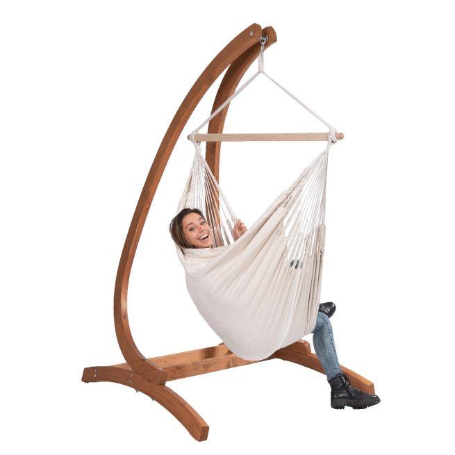 Hammock Chair Stand Supreme Tropilex