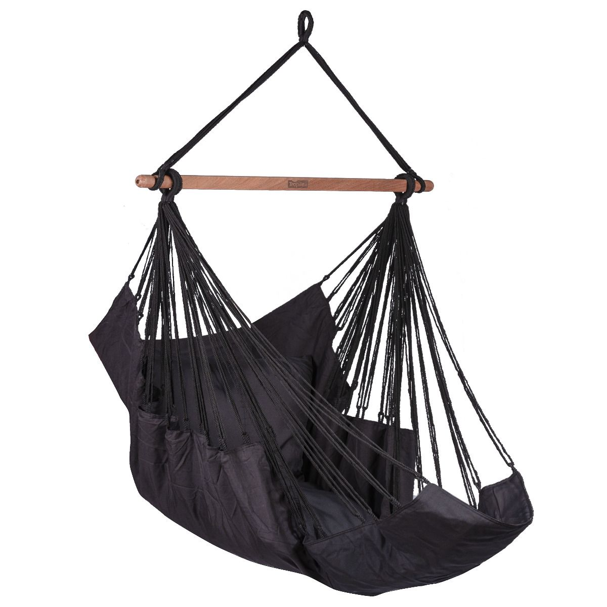 Picture of: Hammock Chair Sereno Black Tropilex