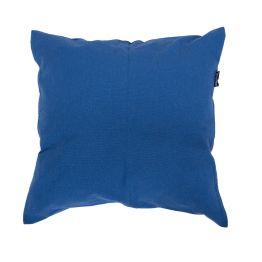 Kussen Plain Blue