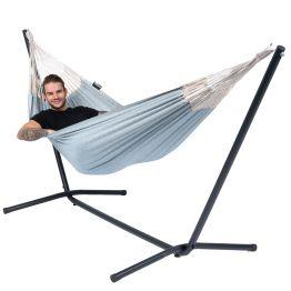 Hangmatset Single Easy & Natural Blue