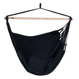 Hangstoel Luxe Black