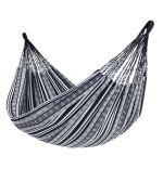 Hangmat Comfort Black White