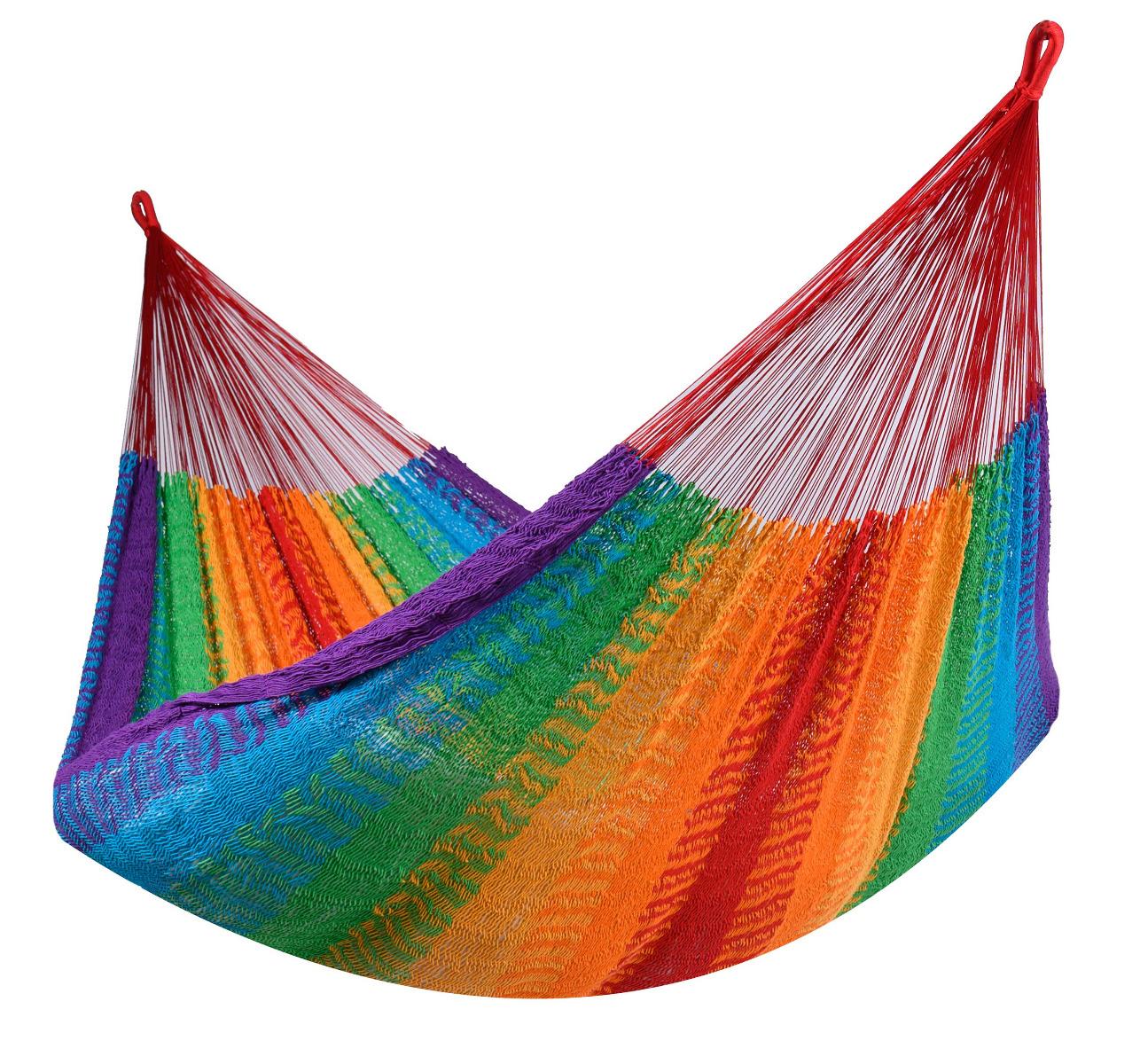 Hangmat 'Cacun' Rainbow - Tropilex �