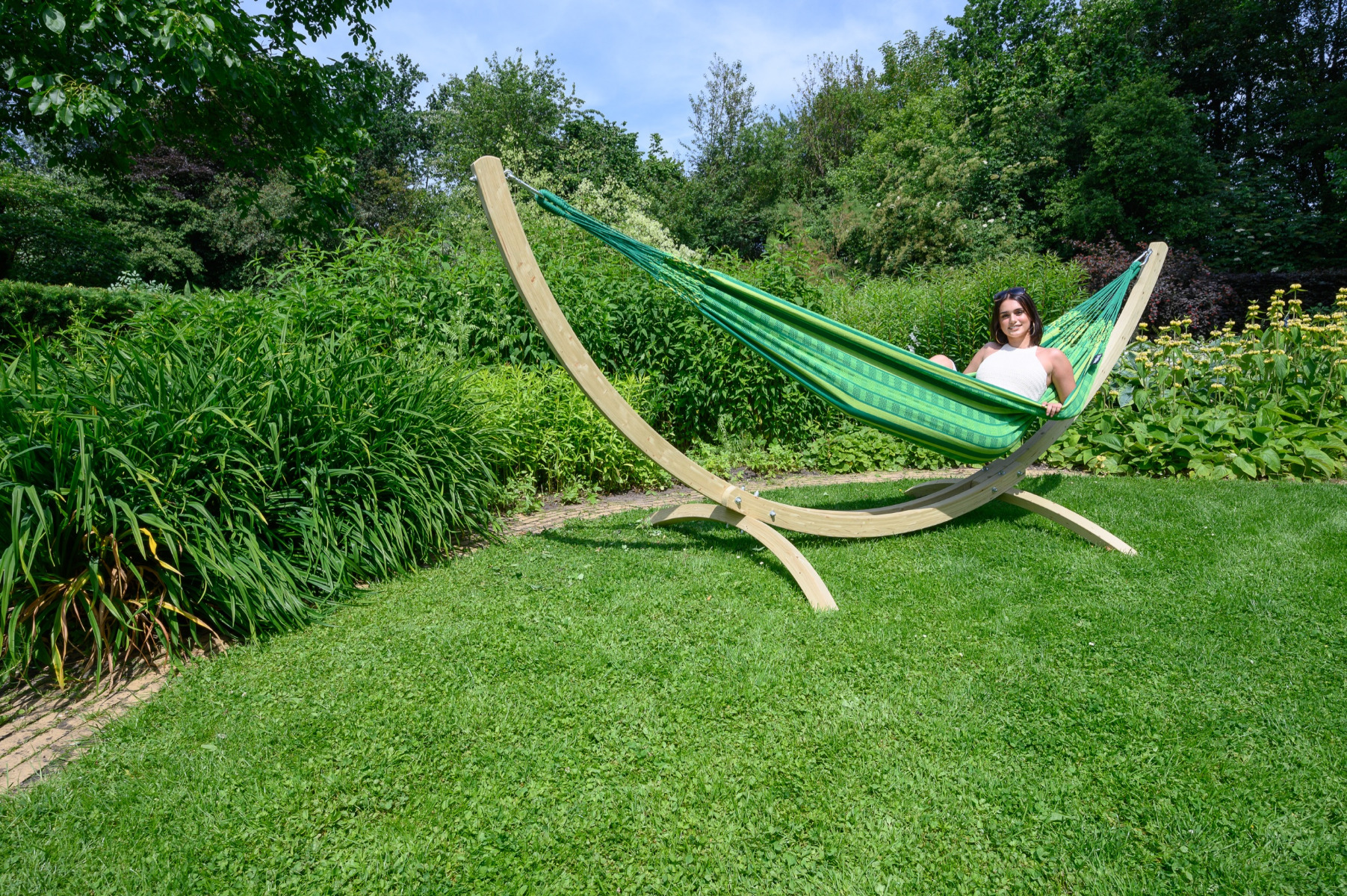 Hangmat 'Chill' Joyful - Tropilex �