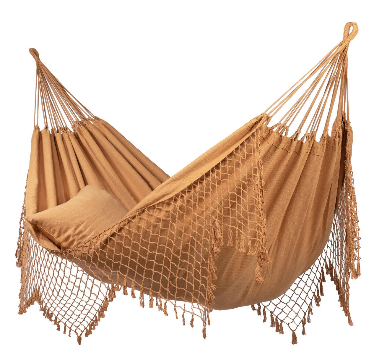 Hangmat 'Fine' Mocca - Tropilex �