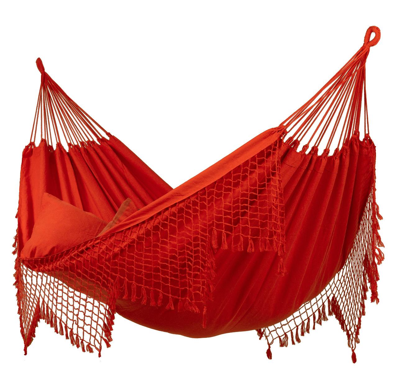 Hangmat 'Fine' Red - Tropilex �
