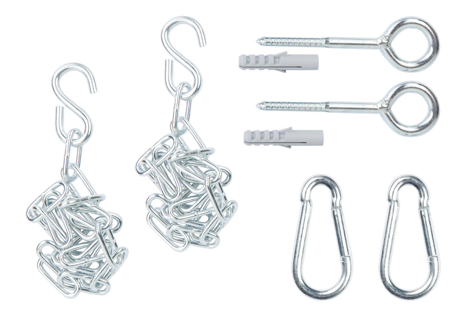 Hangmatbevestiging 'Complete' Metall - Tropilex �