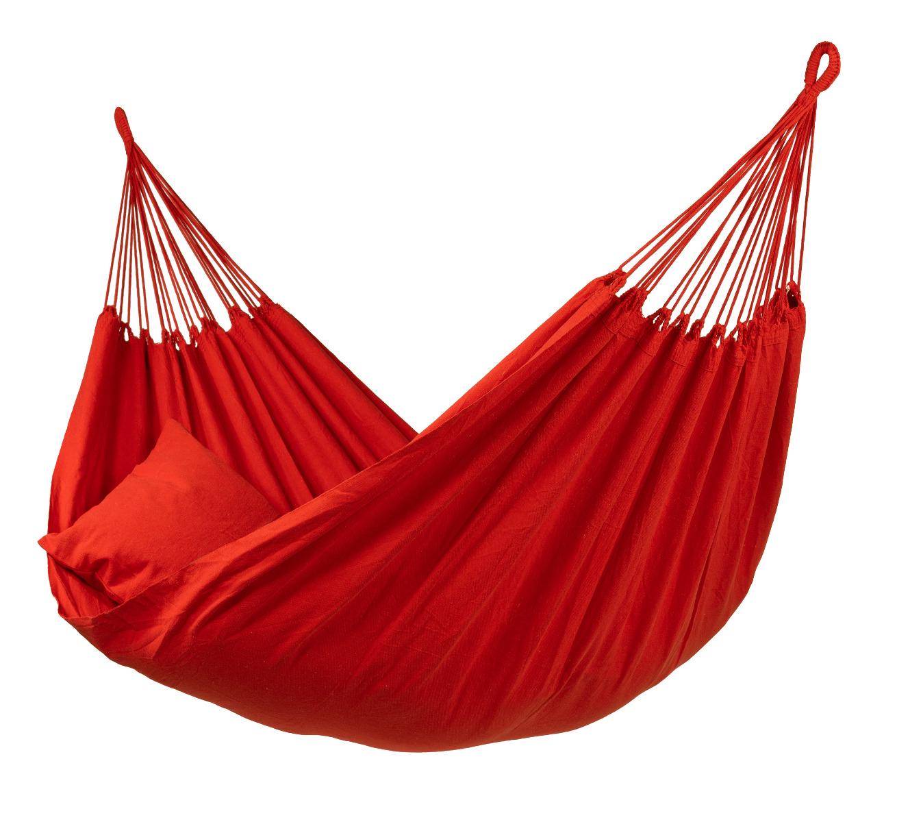 Hangmat 'Organic' Red - Tropilex �