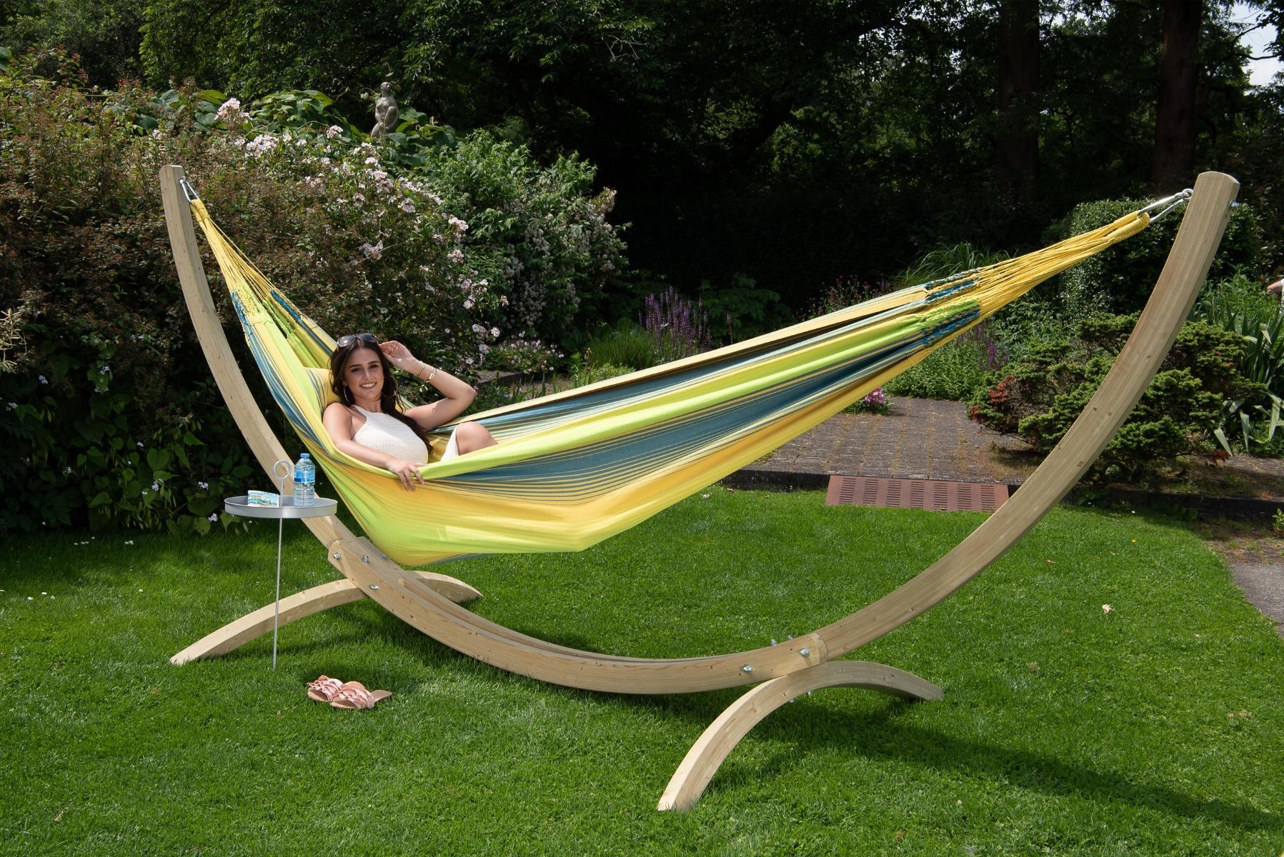 Hangmatset Family 'Wood & Refresh' Cocktail - Tropilex �