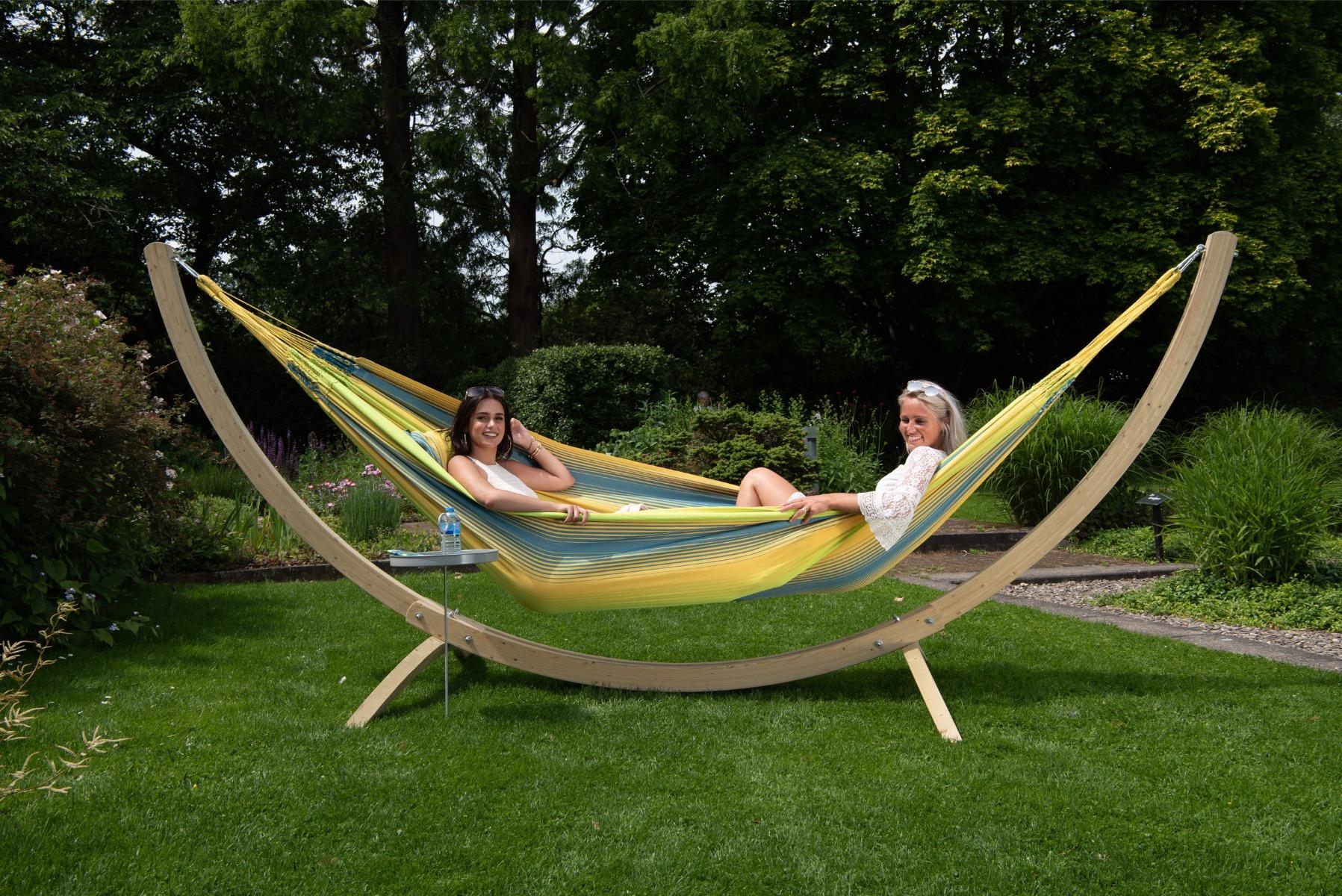 Hangmatset Family 'Wood & Refresh' Cocktail - Tropilex ®