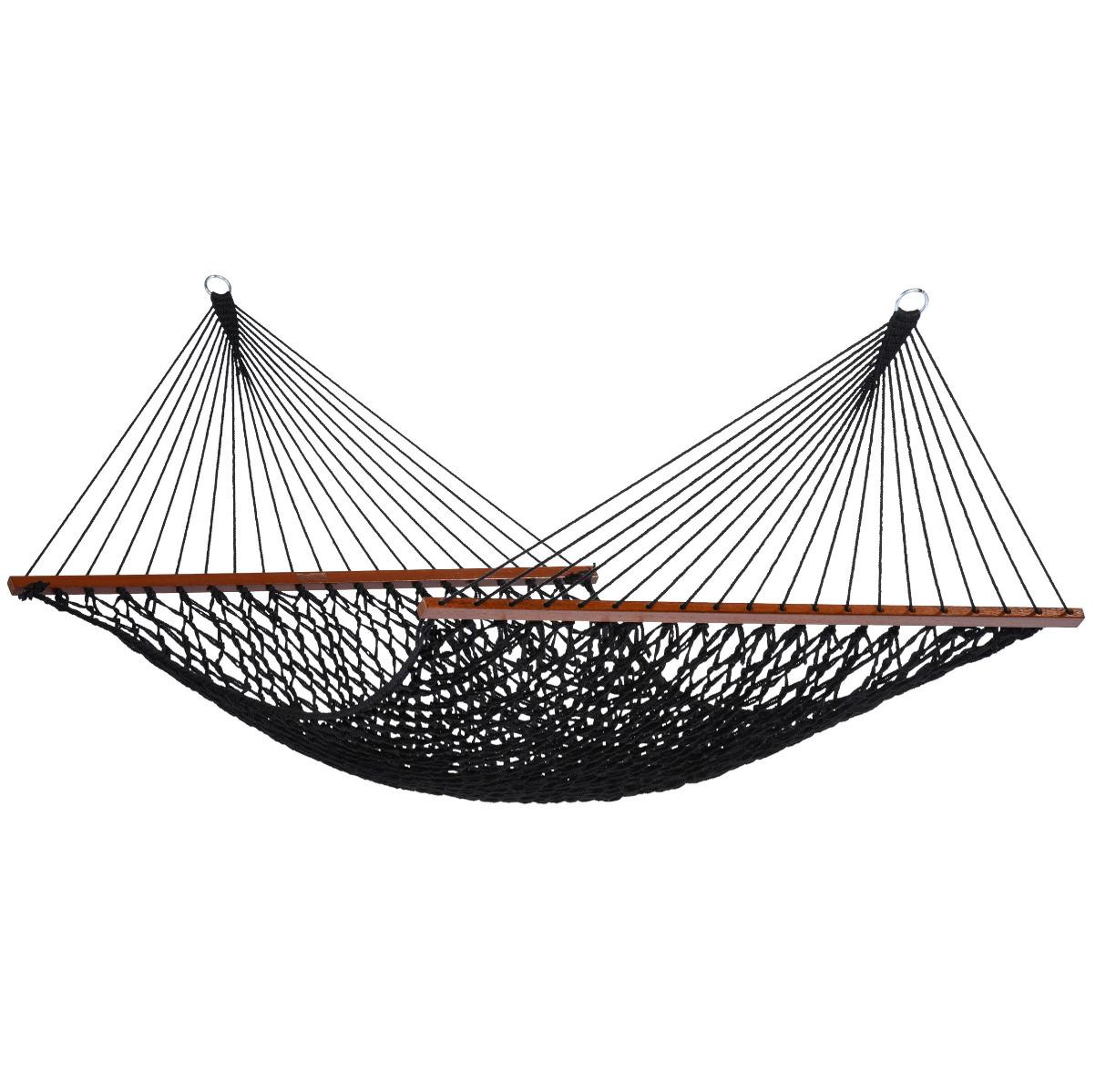 Hangmat 'Rope' Black - Tropilex ®
