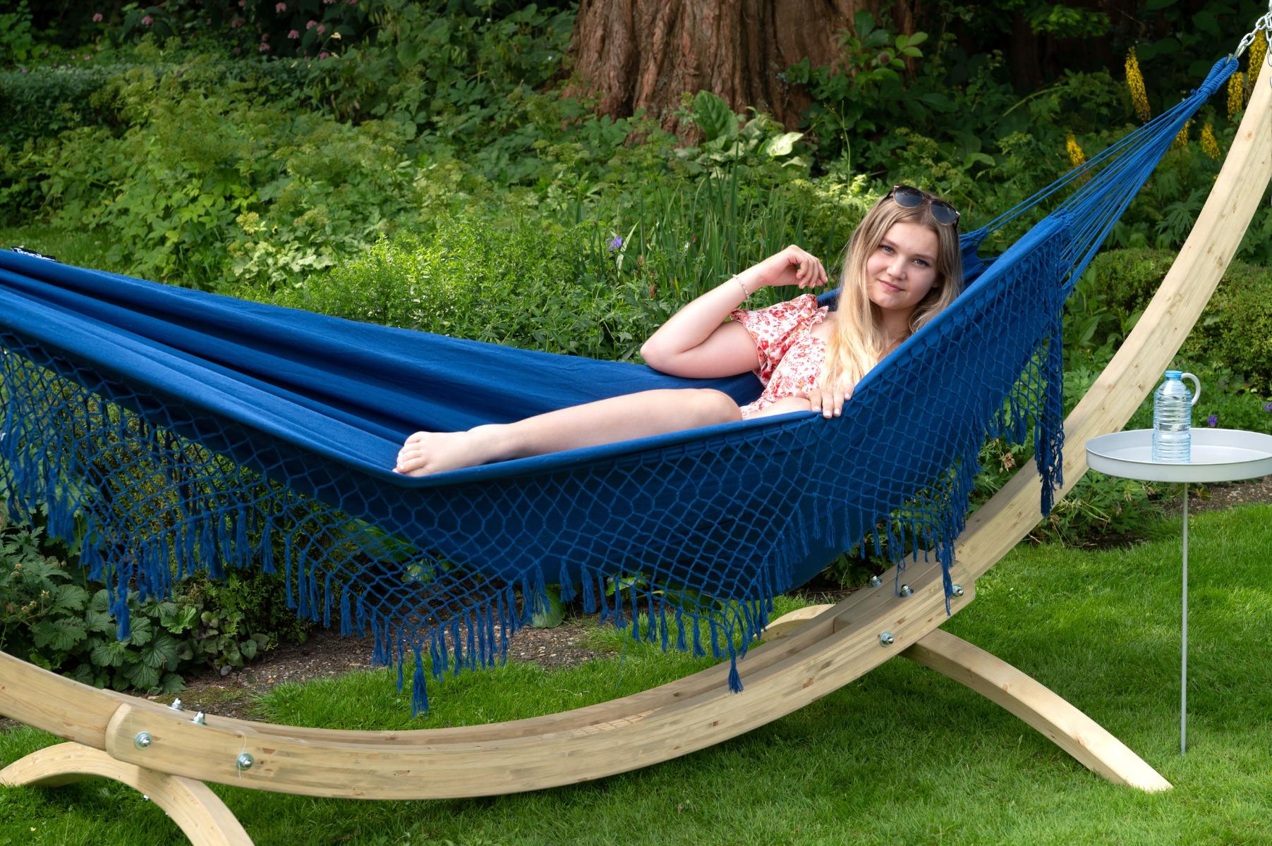Hangmat 'Sublime' Blue - Tropilex ®
