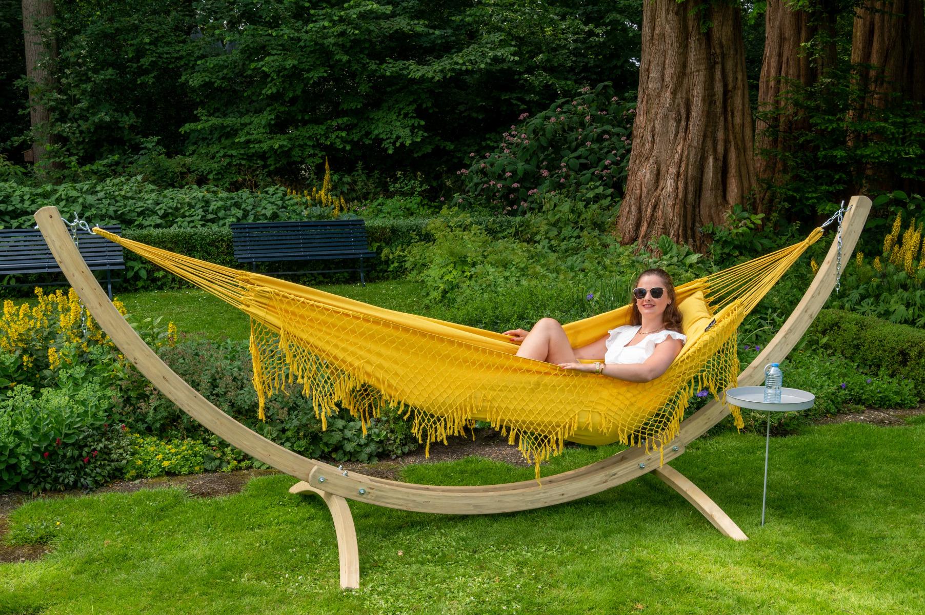 Hangmat 'Sublime' Yellow - Tropilex ®