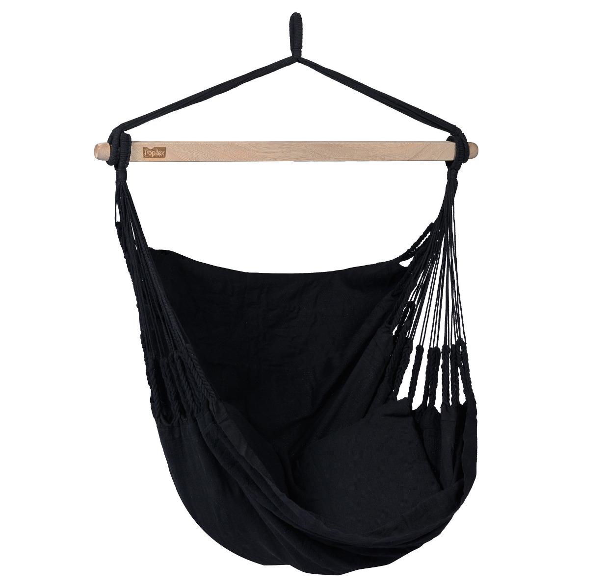 Hangstoel 'Comfort' Black - Tropilex �