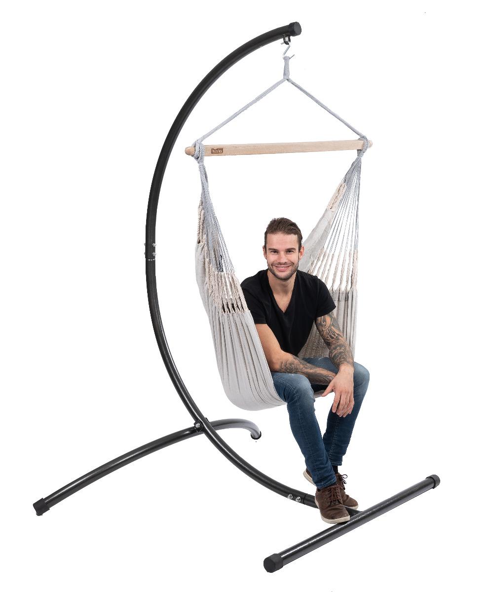 Hangstoel 'Comfort' Pearl - Tropilex �