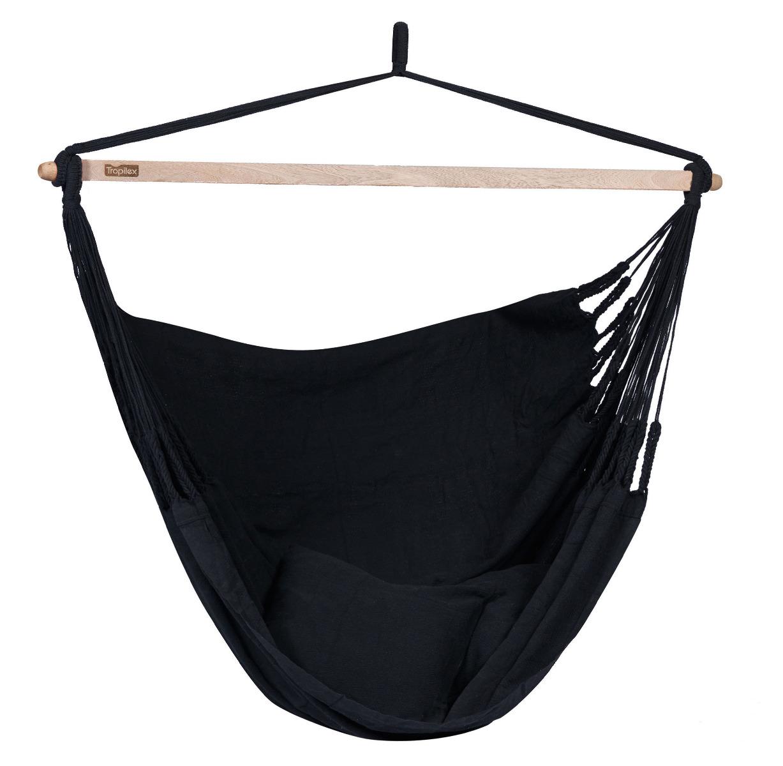 Hangstoel 'Luxe' Black - Tropilex �