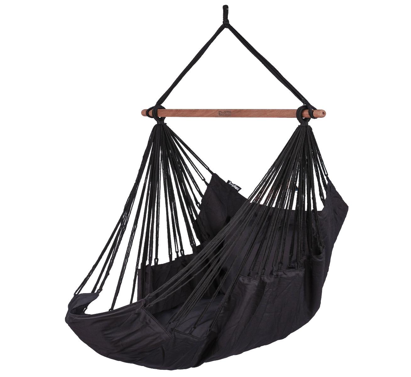Hangstoel 'Sereno' Black - Tropilex �