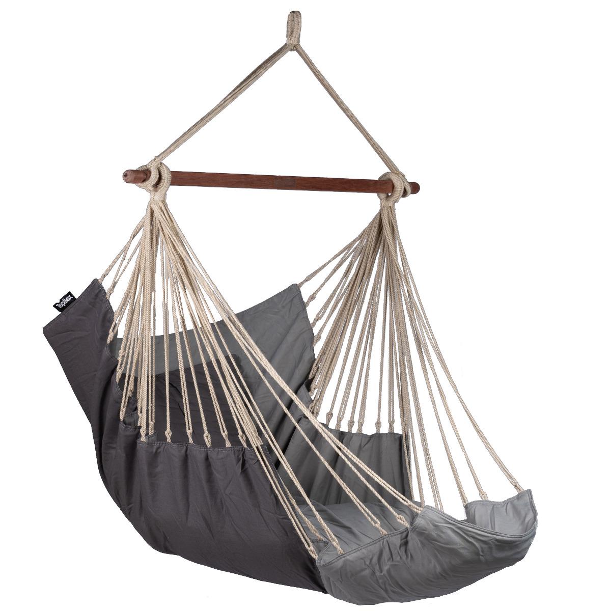 Hangstoel 'Sereno' Grey - Tropilex �