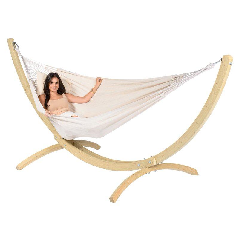 Z Tropilexem, podążaj za zmianami z komfortem huśtawki na swoim własnym Hammock Hanging Chair!