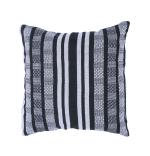 Poduszka Comfort Black White