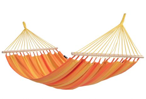 Cama de Rede Relax Orange