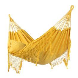 Cama de Rede Fine Yellow