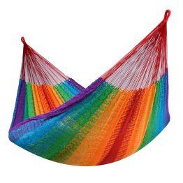 Cama de Rede Mexico Rainbow