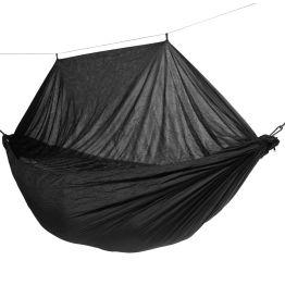 Cama de Rede de Viagem Mosquito Black