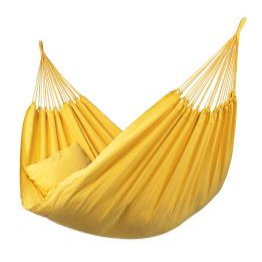 Cama de Rede Pure Yellow