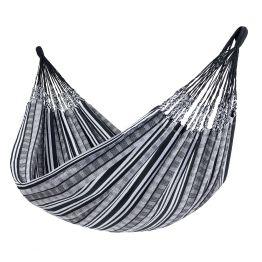 Cama de Rede Comfort Black White