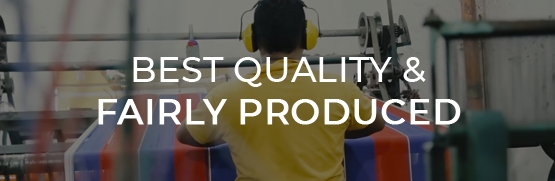 Hängmattor av högsta kvalitet som är rättvist producerade
