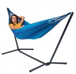 Hammock Set Single Easy & Dream Blue