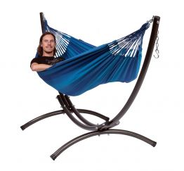 Hammock Set Single Arc & Dream Blue