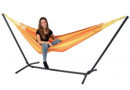Hammock Set Single Easy & Dream Orange
