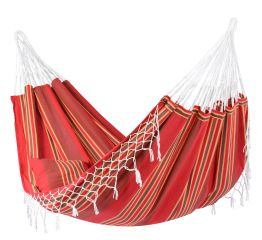 Hammock Fringes Terracotta