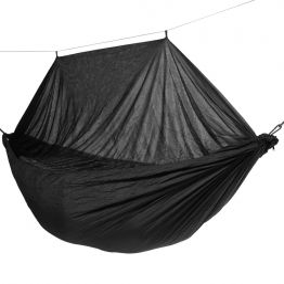 Travel Hammock Mosquito Black