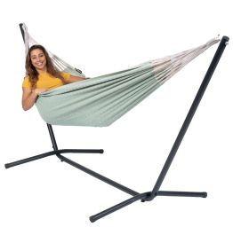 Hammock Set Single Easy & Natural Green